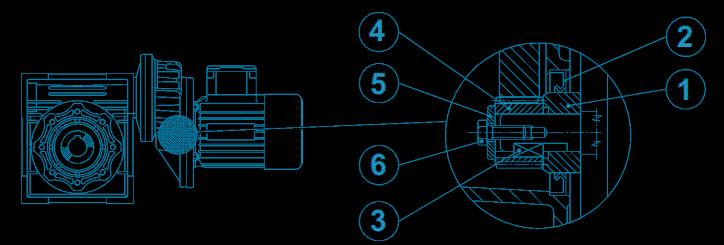 Instrucciones de montaje pre-reductor Tausend
